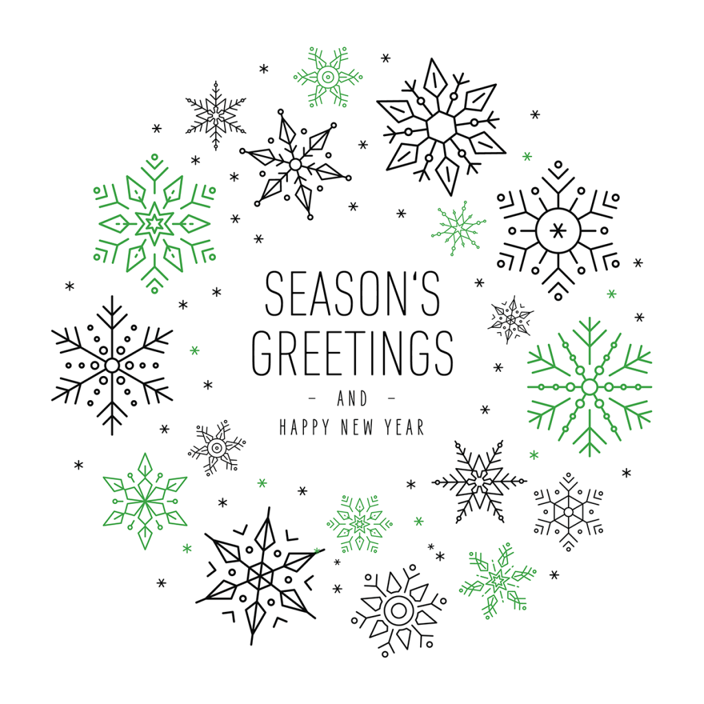 Season's Greetings 2019 from The TRUST. 1
