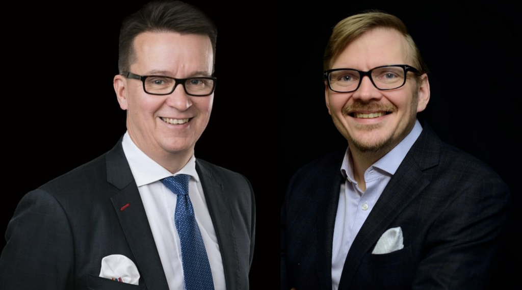 Jan Lindberg and Juha Taipale ranked as Who's Who Legal's recommended Global Leaders! 1